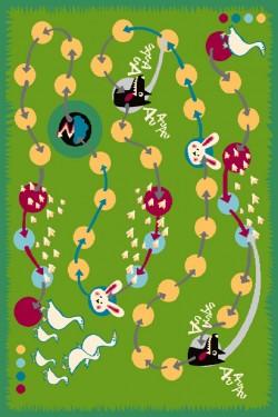FUNKY TOP MYK pistacja / pistachio