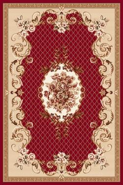 DYWAN OPTIMAL GADUS bordo / dark red